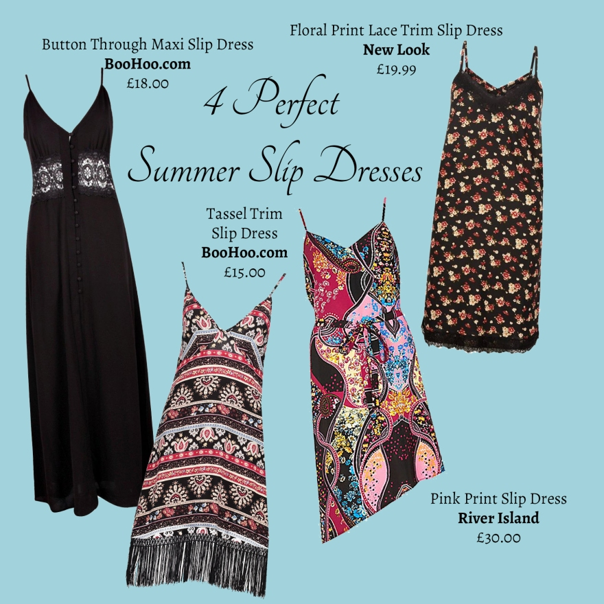 affordably fashionable by rachel oates slip dresses