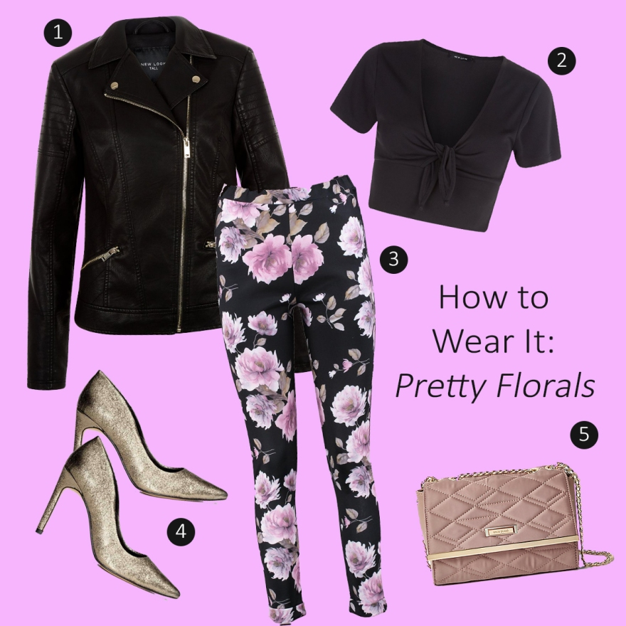 affordably fashionable by rachel oates how to wear pretty florals in autumn 2016
