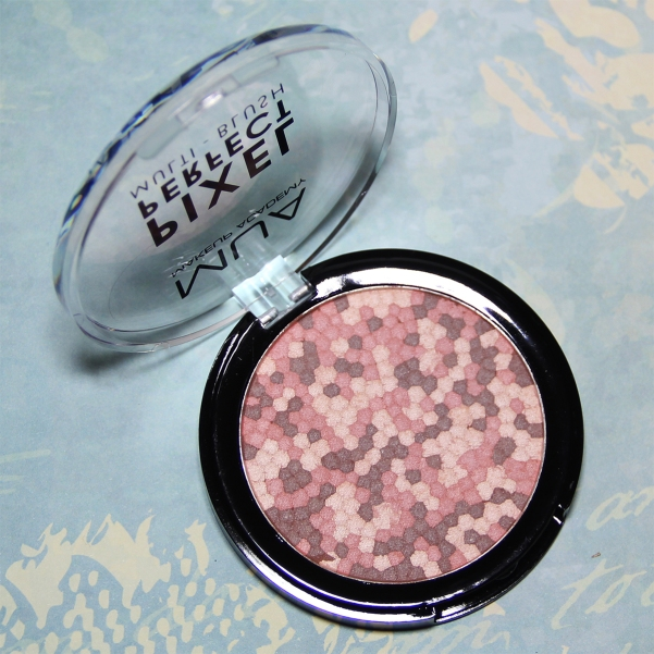 MUA Pixel Perfect Blush - Superdrug November 2016 - Affordably Fashionable by Rachel Oates