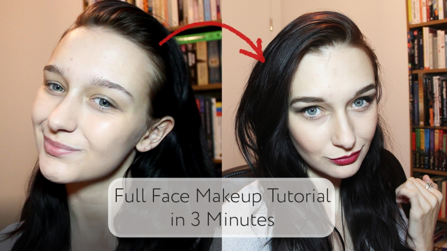 glam smokey eye by rachel oates - fashion style and makeup by rachel oates - affordably fashionable - tutorial video