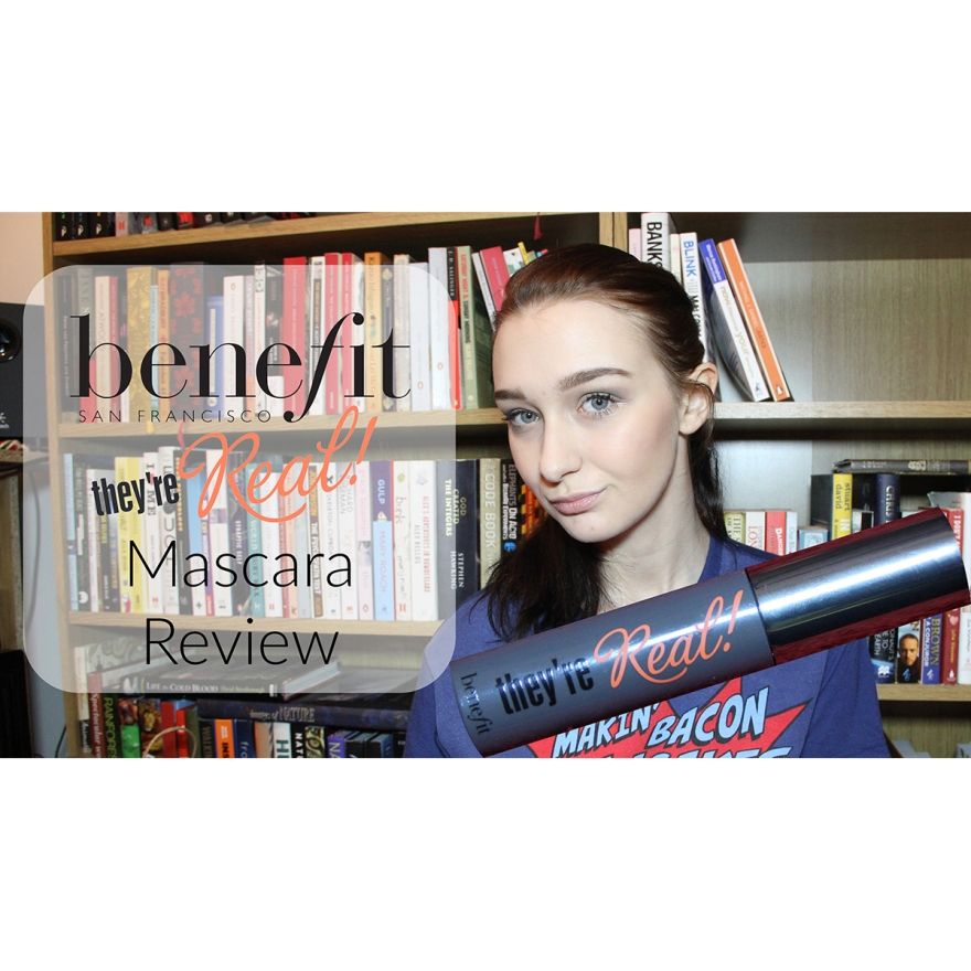 Benefit They're Real Mascara - Afforably Fashionable - Rachel Oates
