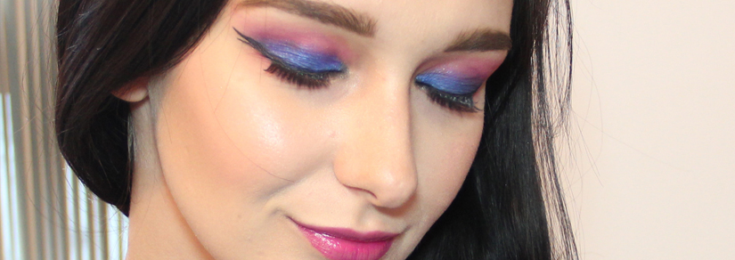 80s inspired Bold Makeup Inspiration by Rachel Oates - Affordably Fashionable