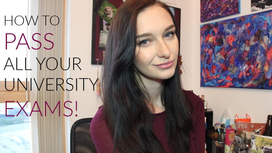 Pass University Exams - Rachel Oates - Youtube